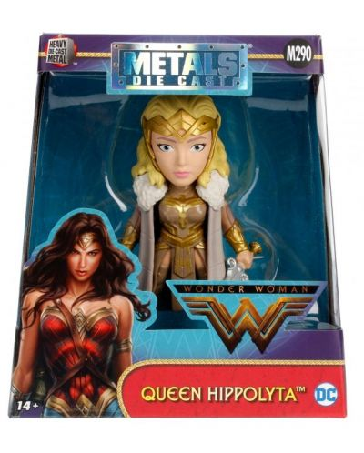 Фигура Metals Die Cast - Wonder Woman, Queen Hippolyta - 5