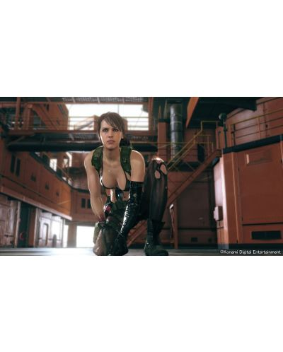 Metal Gear Solid V: The Phantom Pain (PC) - 13