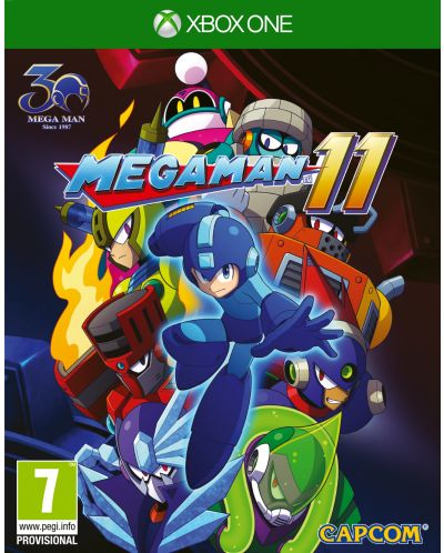 Mega Man 11 (Xbox One) - 1