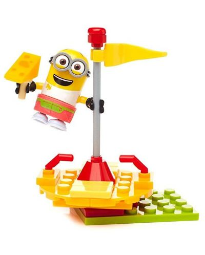 Конструктор Mega Construx - Cheese Merry Go-Round - 5