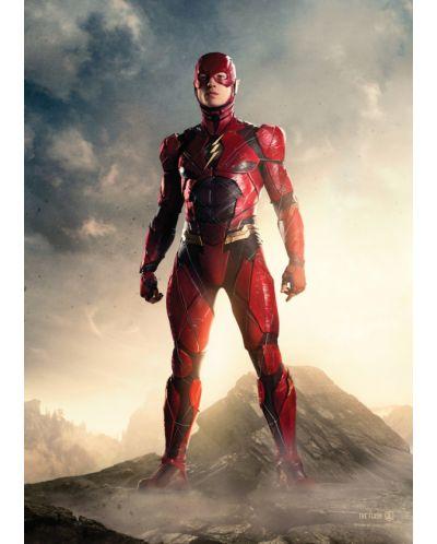 Метален постер Displate - DC Comics: The Flash - 1