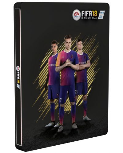Метална кутия SteelBook™ FIFA 18 - 1