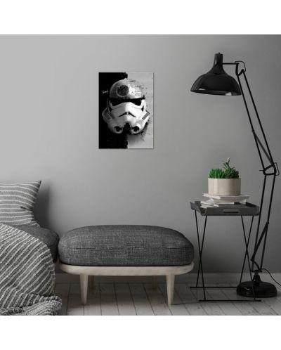 Метален постер Displate - Star Wars: Startrooper - 4