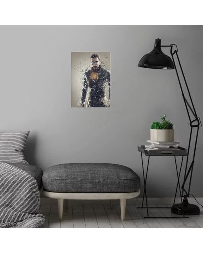 Метален постер Displate - Gordon Freeman - 3