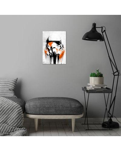 Метален постер Displate - Star Wars: Banksy - 4