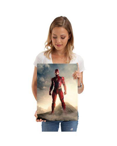 Метален постер Displate - DC Comics: The Flash - 2