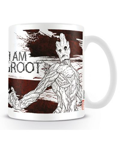 Чаша Pyramid - Guardians of the Galaxy: I Am Groot - 1