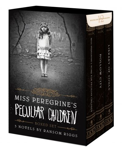 Miss Peregrine's Peculiar Children Box set - 1