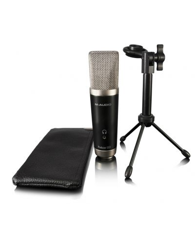 Микрофон M-Audio - Vocal Studio,  черен - 1