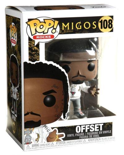 Фигура Funko Pop! Rocks: MIGOS - Offset, #108 - 2