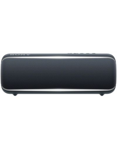 Мини колонка Sony SRS - XB22, черна - 1