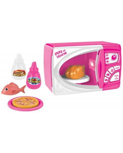 Детска микровълнова печка Ocie - Play at home - 1