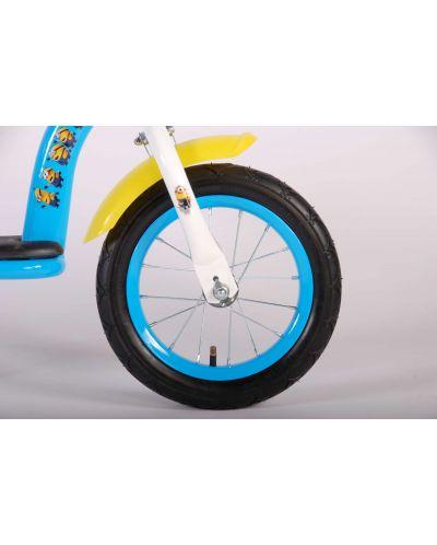 Метално колело за баланс E&L Cycles - Миньоните, 12 инча - 5