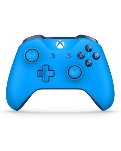 Microsoft Xbox One Wireless Controller - Blue - 1