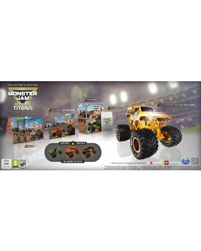 Monster Jam Steel Titans - Collector's Edition (PS4) - 3