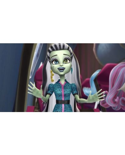Monster High: Скарис - Град на страхотии (DVD) - 4