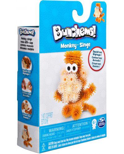 Творчески комплект Bunchems - Маймунка - 1