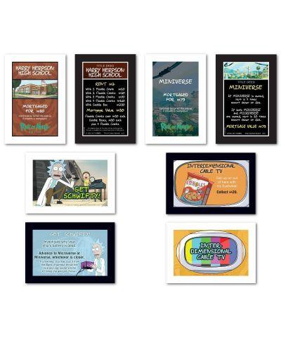 Настолна игра Monopoly -Rick and Morty Edition - 4