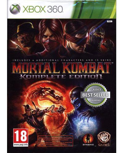 Mortal Kombat - Komplete Edition (Xbox 360) - 1