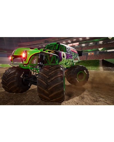 Monster Jam Steel Titans - Collector's Edition (PS4) - 4