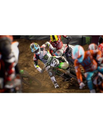 Monster Energy Supercross - The Official Videogame 2 (PS4) - 4