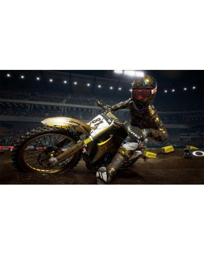 Monster Energy Supercross - The Official Videogame 2 (PS4) - 10