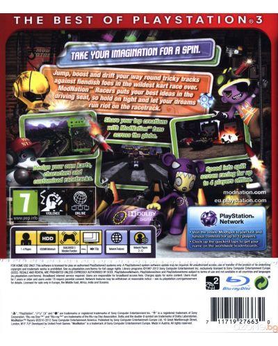 Modnation Racers - Essentials (PS3) - 2