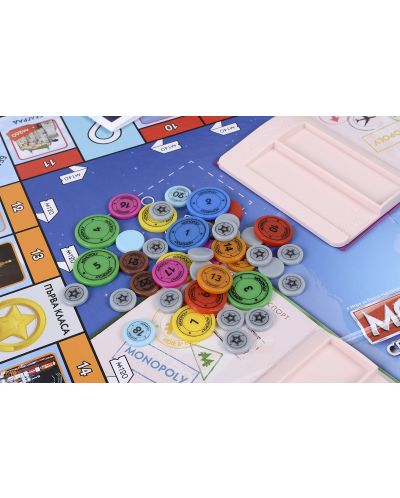 Настолна игра Monopoly - Световно издание - 5