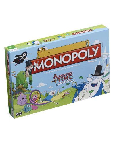 Настолна игра Hasbro Monopoly - Adventure Time Collector's Edition - 1