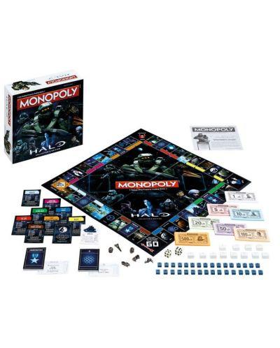 Настолна игра Monopoly - Halo, Collector's Edition - 1