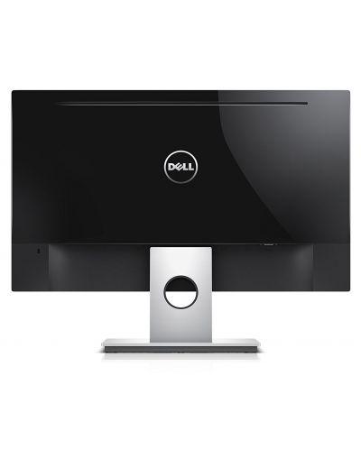 """Професионален монитор Dell SE2417HG - 23.6"""", Wide LED, TN Anti-Glare, FullHD 1920x1080, 2ms, черен - 3"""
