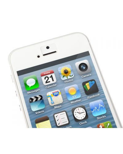 Moshi iVisor AG за iPhone 5 -  бял - 3