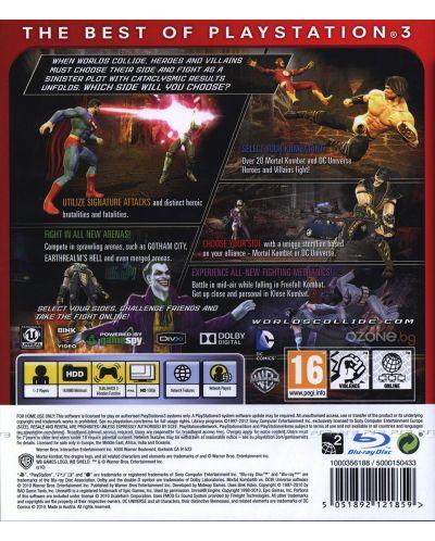 Mortal Kombat vs. DC Universe - Essentials (PS3) - 3