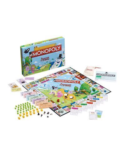 Настолна игра Hasbro Monopoly - Adventure Time Collector's Edition - 2