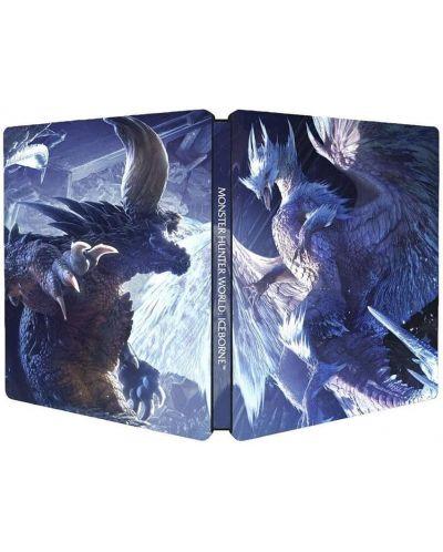 Monster Hunter World: Iceborne - Steelbook Edition - 1