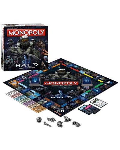 Настолна игра Monopoly - Halo, Collector's Edition - 3