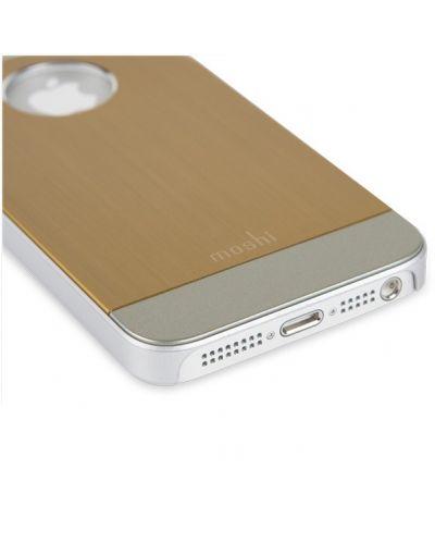 Moshi iGlaze Armour за iPhone 5 -  бронз - 2