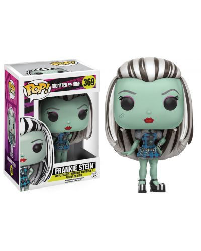 Фигура Funko Pop! Movies: Monster High - Frankie Stein #369 - 2