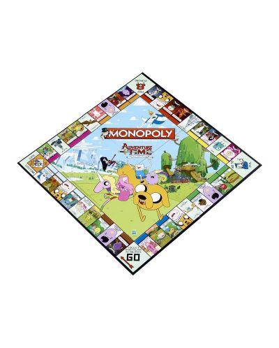 Настолна игра Hasbro Monopoly - Adventure Time Collector's Edition - 3