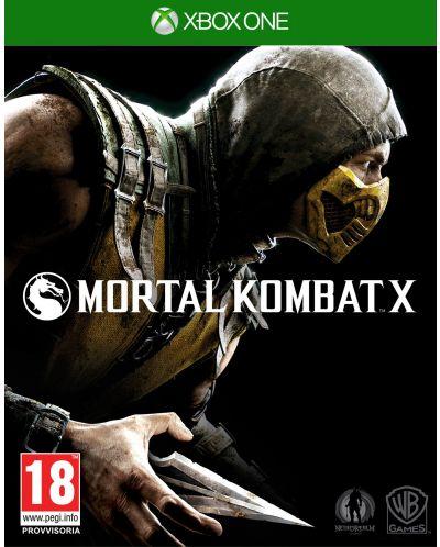 Mortal Kombat X (Xbox One) - 1