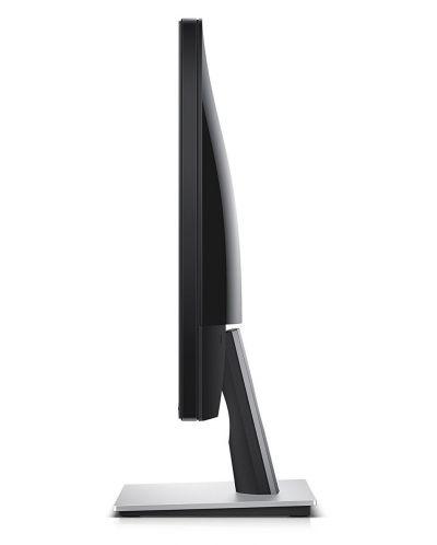 """Професионален монитор Dell SE2417HG - 23.6"""", Wide LED, TN Anti-Glare, FullHD 1920x1080, 2ms, черен - 2"""
