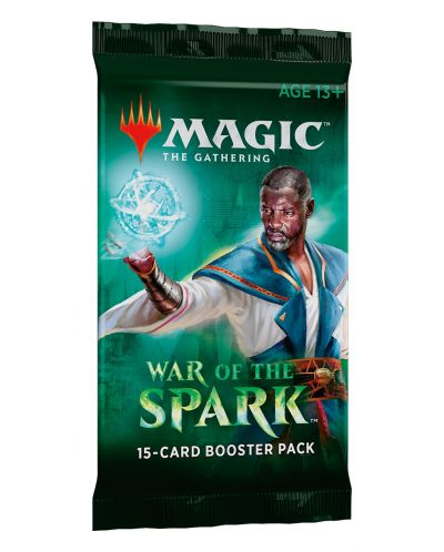 Magic The Gathering - War of the Spark Booster - 1