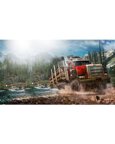 Spintires Mudrunner - American wilds Edition (PC) - 11