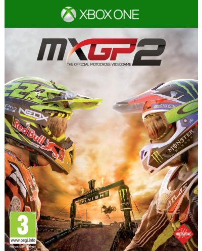 MXGP2 – The Official Motocross Videogame (Xbox One) - 1