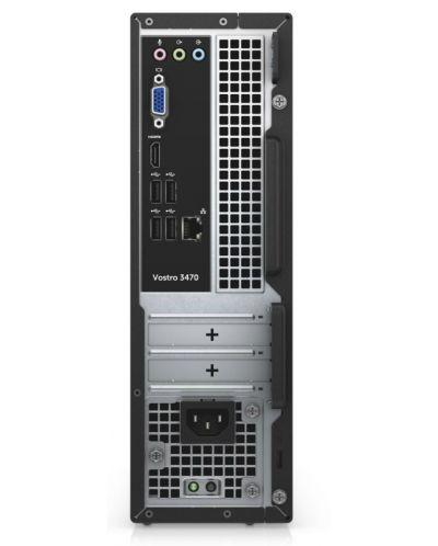 Настолен компютър Dell Vostro 3471 SFF, черен - 4