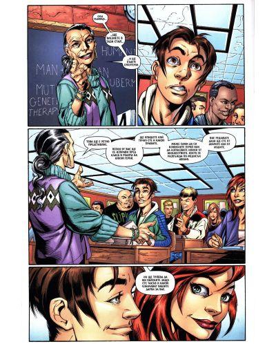 Най-новото от Спайдърмен (Брой 15 / Август 2007):  Доктор Октопод - 3