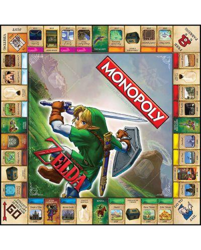 Настолна игра Monopoly - The Legend of Zelda - 3