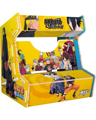 Стойка за конзола Microids Arcade Mini Naruto (Switch) - 5