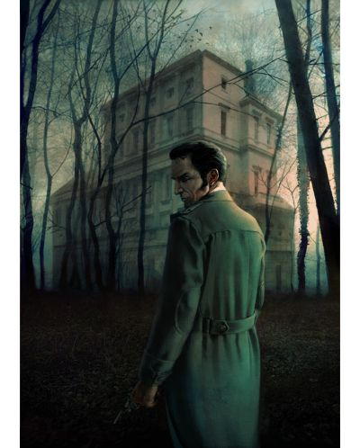 Настолна игра Sherlock Holmes Consulting Detective - 3