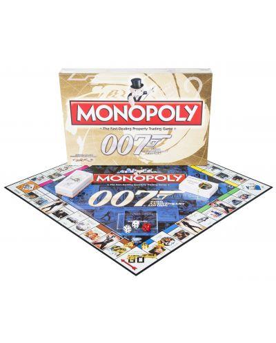 Настолна игра Monopoly - 007 Bond 50th Anniversary Edition - 4